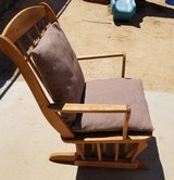 Rocking Chair in Yucca Valley, California