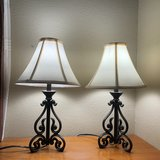 table lamp set in 29 Palms, California