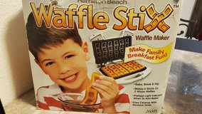 Waffle Stix Maker in Fort Bliss, Texas