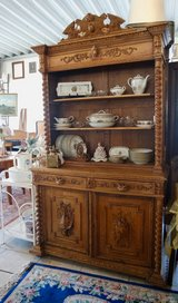 antique French hunters hutch in Wiesbaden, GE