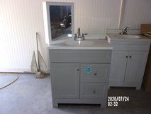Nice Vanity w faucet set {NEW} in Dover, Tennessee