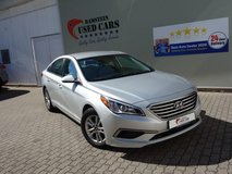 2017 Hyundai Sonata SE with warranty in Spangdahlem, Germany