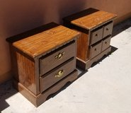Two  Nightstands in 29 Palms, California