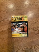 Reading and Writing to Learn by K. Kuta in Naperville, Illinois