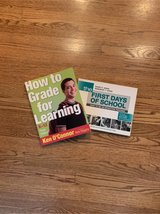 Grading and Planning book bundle in Naperville, Illinois