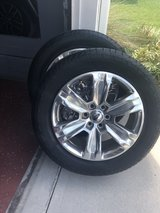 20inch tires and wheels for Ford F-150 in Camp Lejeune, North Carolina