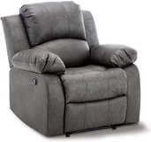 Brand new l Faux leather Recliner in 29 Palms, California