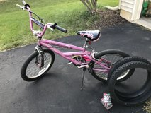 """20"""" Mongoose girls bicycle, bike in Naperville, Illinois"""