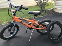"16"" Mongoose bicycle, bike in Oswego, Illinois"