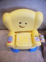 Fisher Price pretend couch for toddlers in Travis AFB, California