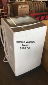 Portable Waher (New) in Fort Leonard Wood, Missouri