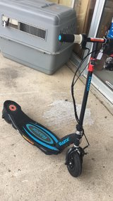 Scooter (New) with charger in Fort Leonard Wood, Missouri