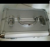 silver makeup case in Travis AFB, California