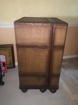 """Unique Bar Cart """"Trunk"""" - Wine Rack or Repurpose/Upcycle! in Bolingbrook, Illinois"""