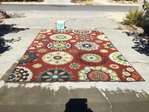 "Area rug, 92"" x 132"" in 29 Palms, California"