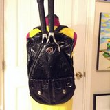 "Wilson Tennis backpack in patent leather ""WacSac"" in Yucca Valley, California"