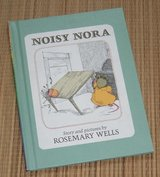 Vintage 1979 Noisy Nora Hard Cover Book Childrens Choice Book Club in Morris, Illinois