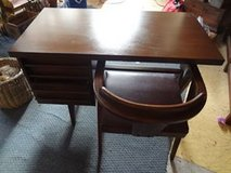 Antique small desk and chair in Dover, Tennessee