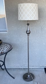 Standing lamp in 29 Palms, California