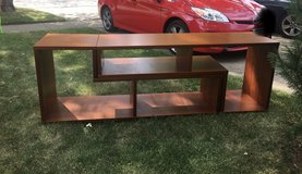 Versatile!  Console Table / Credenza / Bookcase / TV Stand in Chicago, Illinois