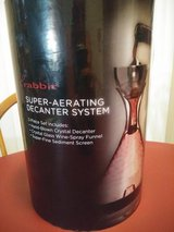 Rabbit Super Aerating Decanter System in Naperville, Illinois
