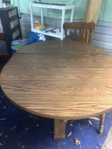 table with 2 chairs in Fort Polk, Louisiana