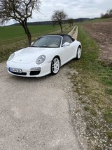 2009 Porsche 911 (997.2) Carrera convertible in Ansbach, Germany