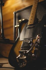 Guitar lessons for ages 7-14 in Ansbach, Germany