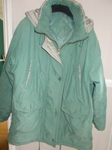 Women's Coat size 14 16 by Microtouch Green in Lakenheath, UK