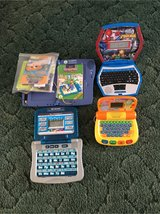 LeapPad, Spider-man, Phonics Notebook and vetch Laptop in Alamogordo, New Mexico