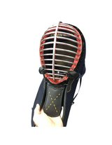 Kendo Face, Head & Shoulders Protector Japanese martial arts in Okinawa, Japan