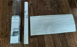 Wallpop SHIPLAP peel and stick wallpaper brand new roll never used in Morris, Illinois