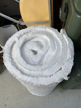 """ceramic wool 24""""x12ftx 1 1/2 thick in Okinawa, Japan"""