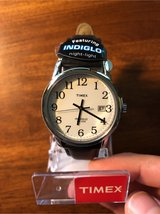 Men's Timex Indigo watch - Brand new never used in Naperville, Illinois