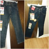 Boys Wrangler Jean's 2Size6 slim and 3size6 regular. in Beaufort, South Carolina