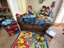 Paw Patrol Room Decor Lot and Furniture in Fort Polk, Louisiana