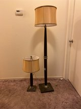 Floor and table lamp (adjustable height) in Vacaville, California