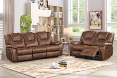 POWER SOFA LOVE RECLINER SET in Camp Pendleton, California