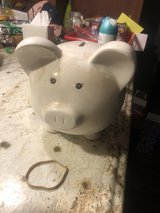 my first piggy bank in Beaufort, South Carolina