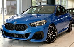 2021 BMW M235i xDrive Gran Coupe Misano Blue in Wiesbaden, GE