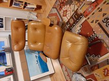 Eames Chair with Ottoman Butterscotch in Wiesbaden, GE
