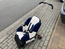 Traveling with Baby, Consider the Sit N Stroll - Converts from car seat to stroller in Ramstein, Germany