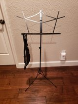 Folding Music Stand w/Bag in Vacaville, California