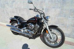 2011 Yamaha Vstar 650 Custom in Camp Pendleton, California