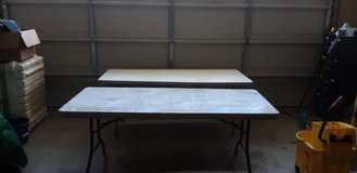 Craft tables set of 2 in Fort Campbell, Kentucky
