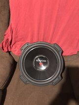 Kenwood 12inch subwoofer in Fort Campbell, Kentucky