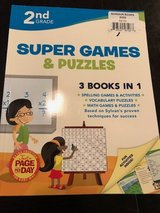 2nd Grade Super Games and Puzzles in Camp Lejeune, North Carolina