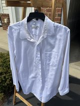 Men's Geoffrey Beene White Shirt in Chicago, Illinois
