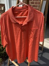 Men's Croft & Barrow Coral Shirt in Naperville, Illinois