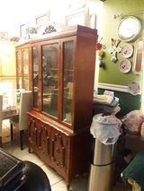 China cabinet in Kingwood, Texas